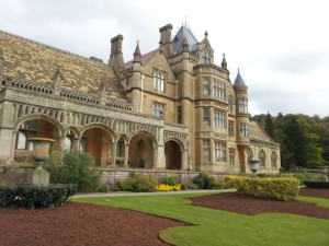Tyntesfield NT House