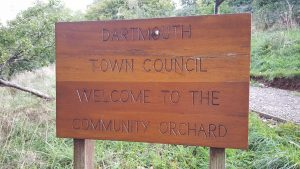 Dartmouth (Devon) Community Orchard